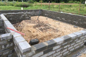 ściany fundamentowe